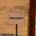Ben oui, on est quand meme dans le desert.....